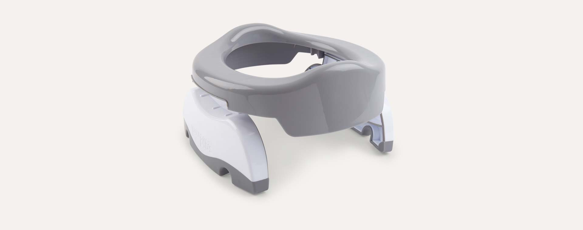 Grey Potette Potette Plus Travel Potty