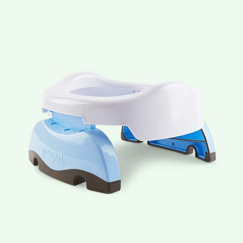 White Potette Potette Plus Travel Potty