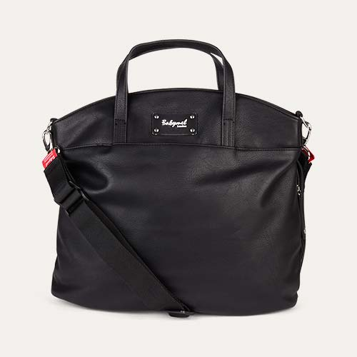 Black Babymel Grace Changing Bag