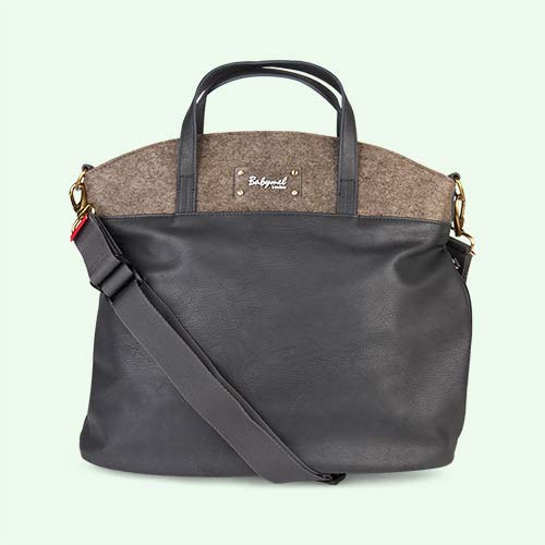 Grey Babymel Grace Changing Bag