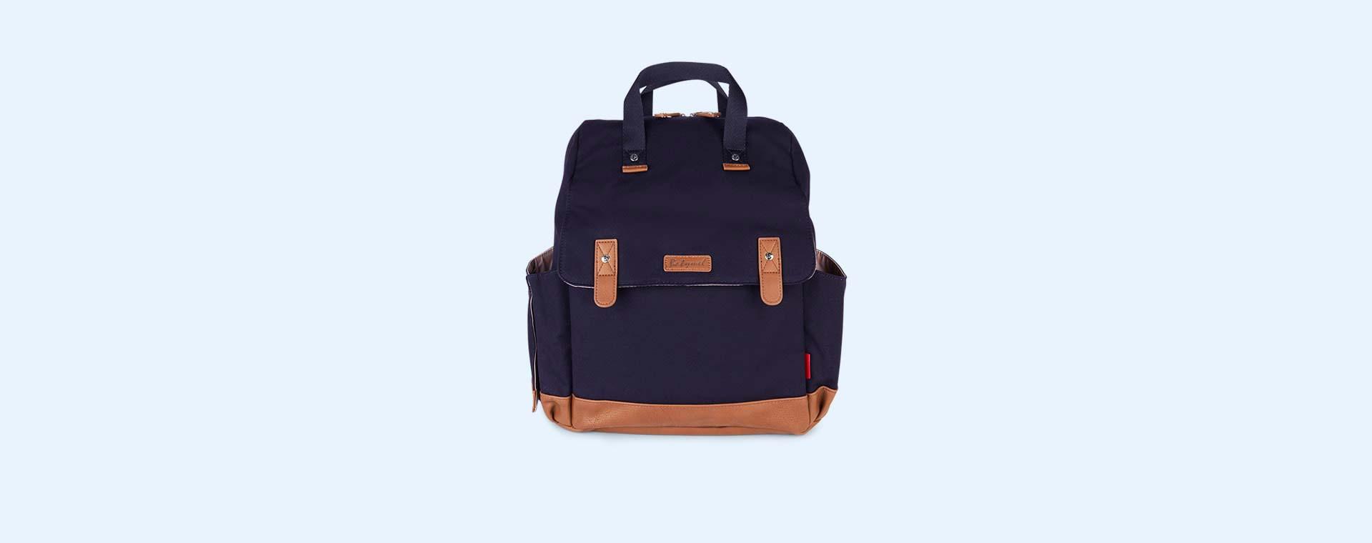 Navy Babymel Robyn Convertible Backpack