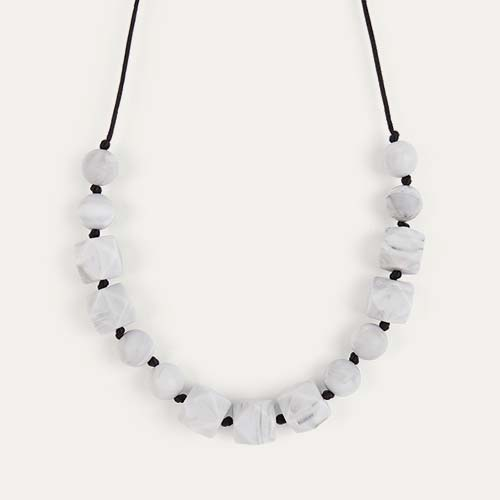 Marble Mama+Belle Delilah Teething Necklace