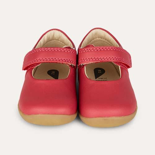 Poppy Bobux Step Up Dance Mary Jane Shoe