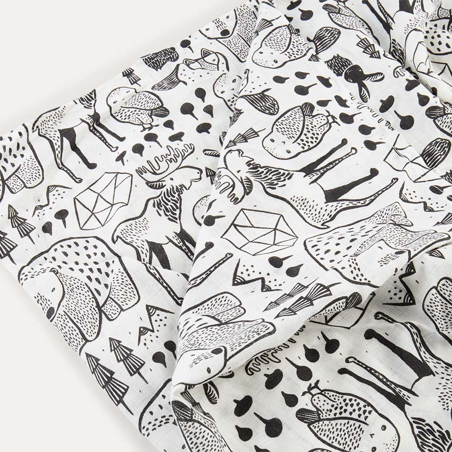 Nordic Wee Gallery Swaddle