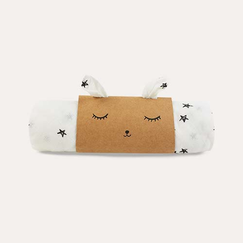Stars Wee Gallery Swaddle