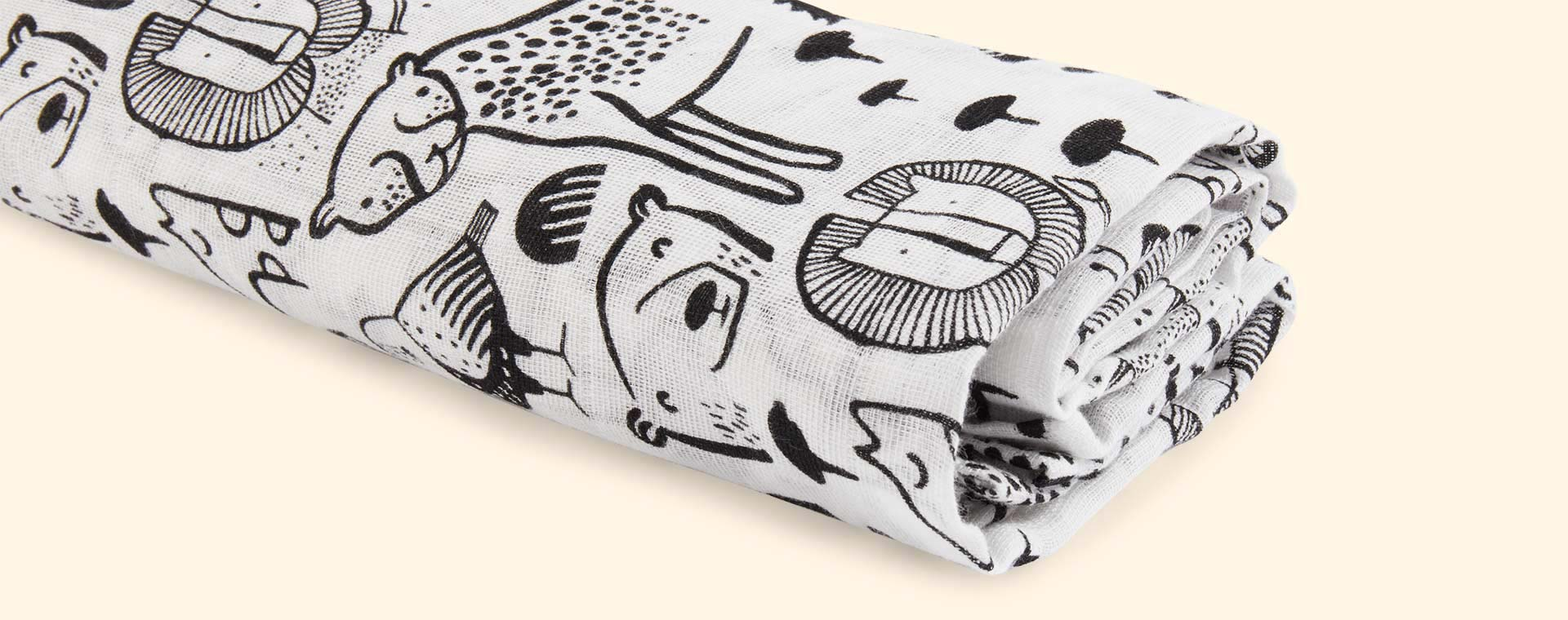 Wild Wee Gallery Swaddle