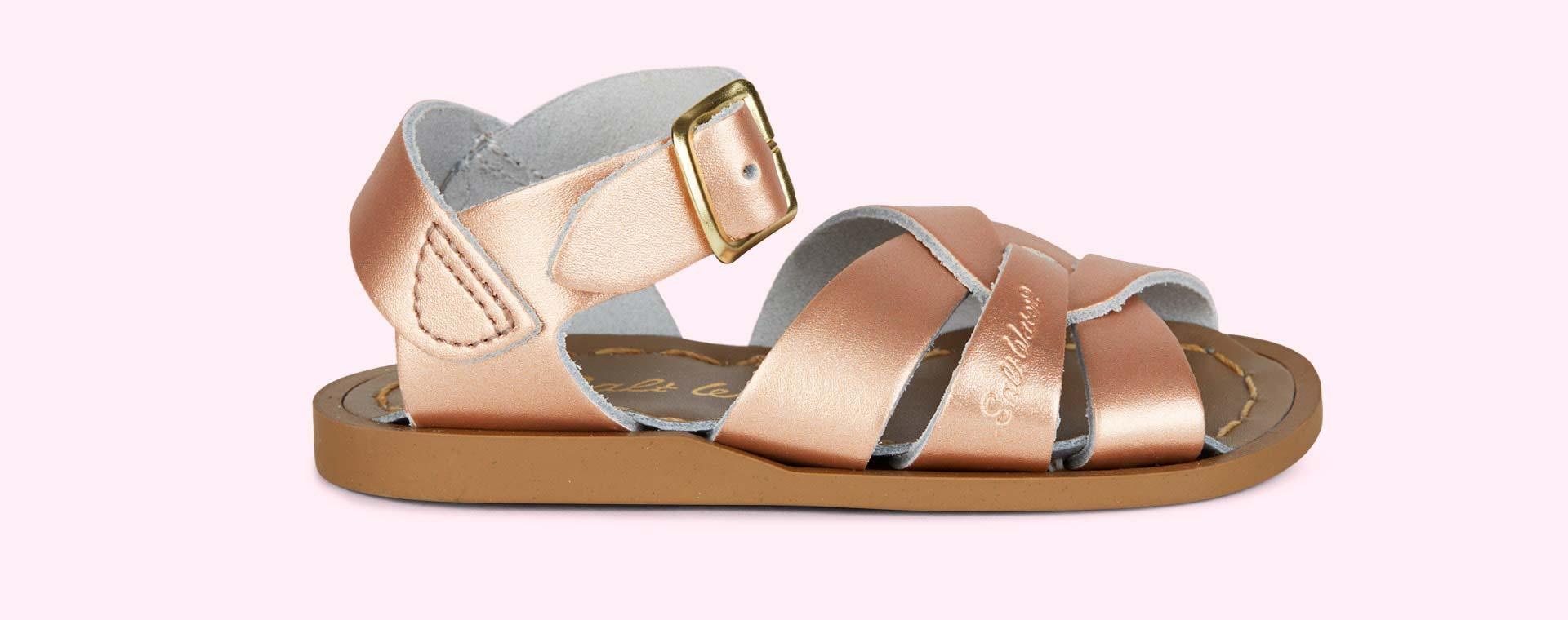 Rose Gold Salt-Water Sandals The Original Salt Water Sandal