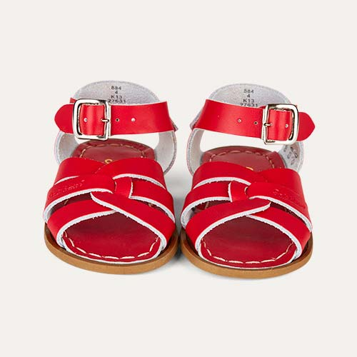 Red Salt-Water Sandals The Original Salt Water Sandal