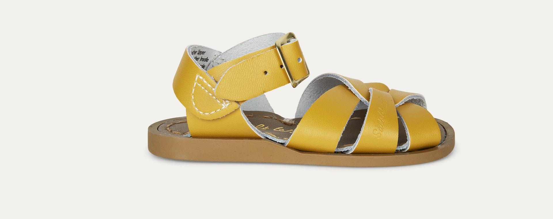 Mustard Salt-Water Sandals The Original Salt Water Sandal