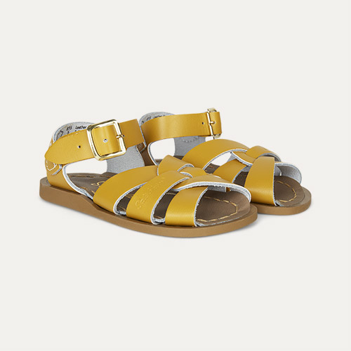 Mustard Salt-Water Sandals The Original Salt Water Sandal