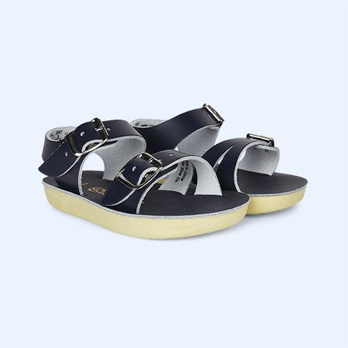 Navy Salt-Water Sandals Seawee Sandal