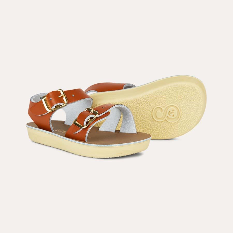 Tan Salt-Water Sandals Seawee Sandal