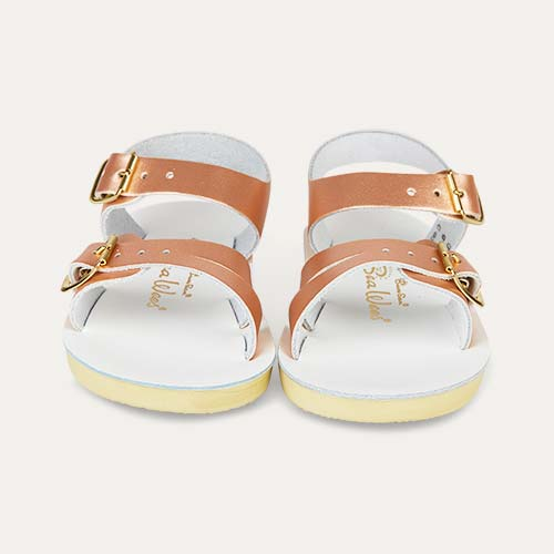 Rose Gold Salt-Water Sandals Seawee Sandal