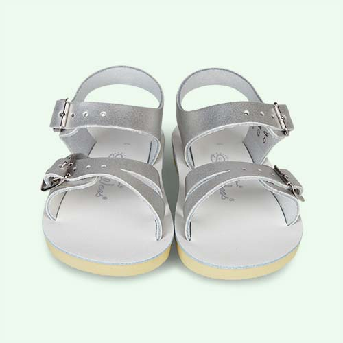 Silver Salt-Water Sandals Seawee Sandal