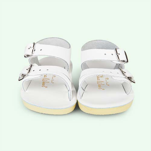 White Salt-Water Sandals Seawee Sandal