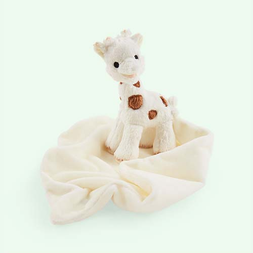 Cream Sophie la Girafe Sophie Cherie Comforter
