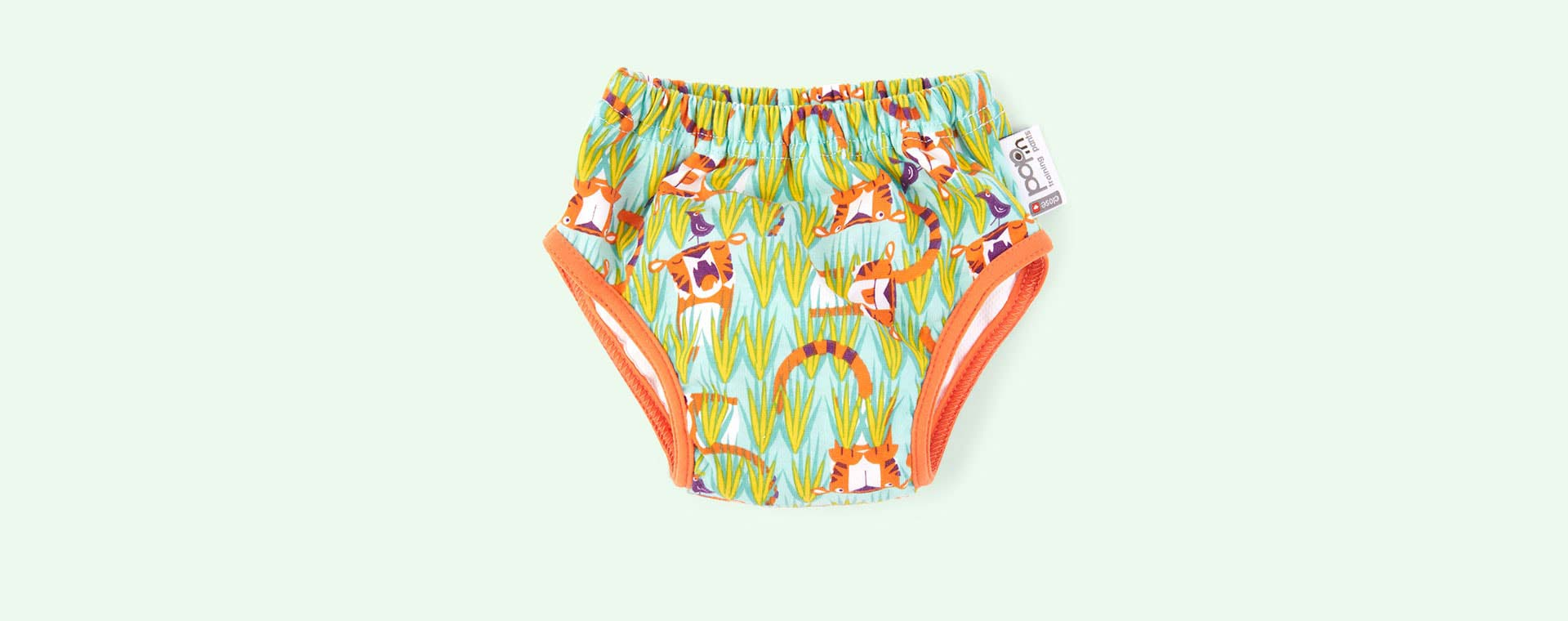 Tiger Close Potty Training Pant