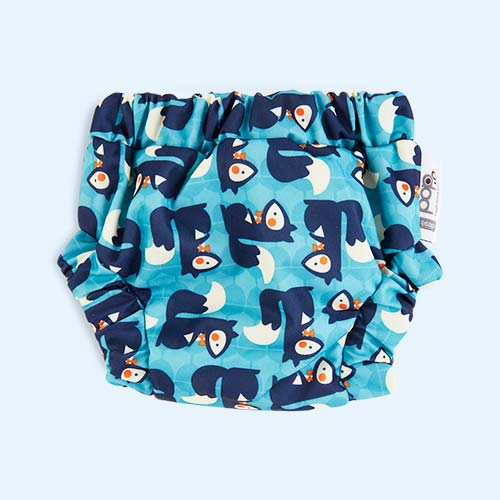 Squirrel Close Night Time Pant