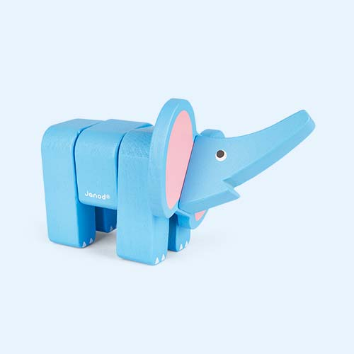 Elephant Janod Animal Toy Kit