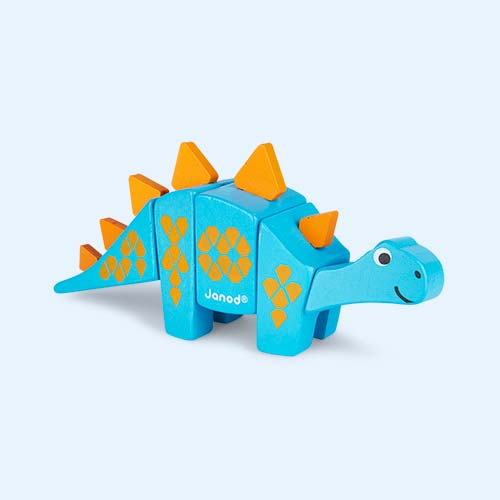 Stegosaurus Janod Animal Toy Kit