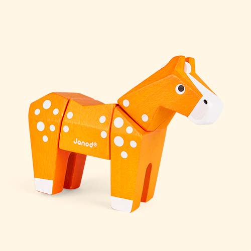 Horse Janod Animal Toy Kit