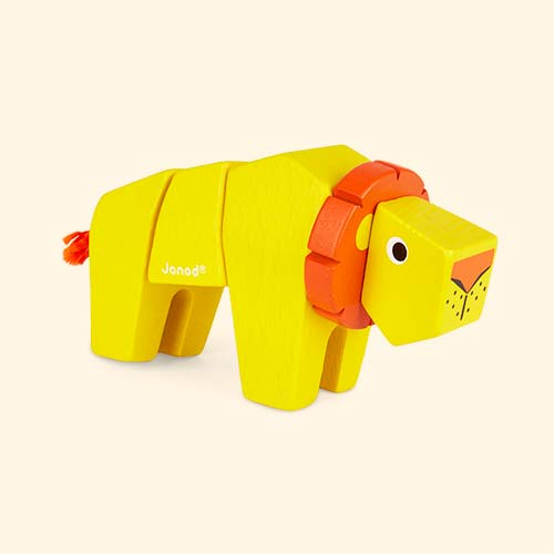 Lion Janod Animal Toy Kit