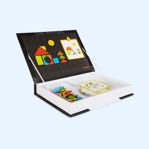 Moduloform Janod Magnetibook Educational Toy