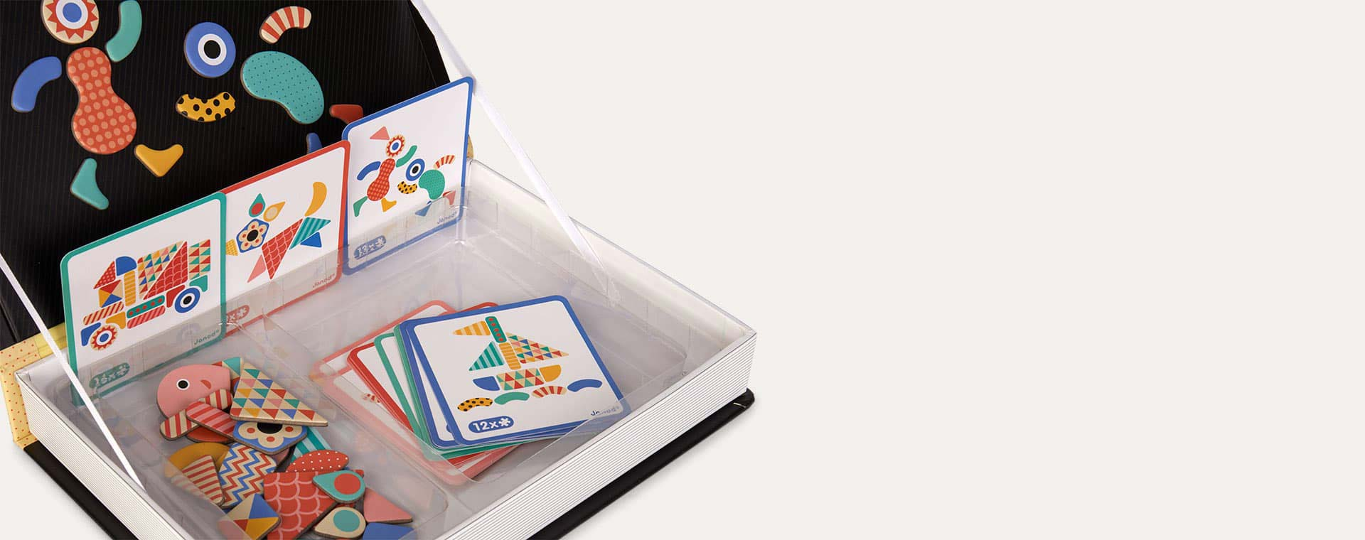 Buy the Janod Magnetibook Educational Toy at KIDLY USA