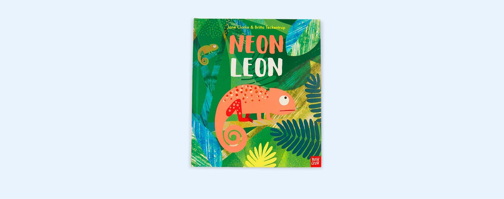 Green bookspeed Neon Leon