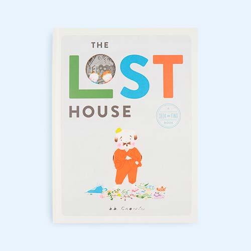 Cream bookspeed The Lost House
