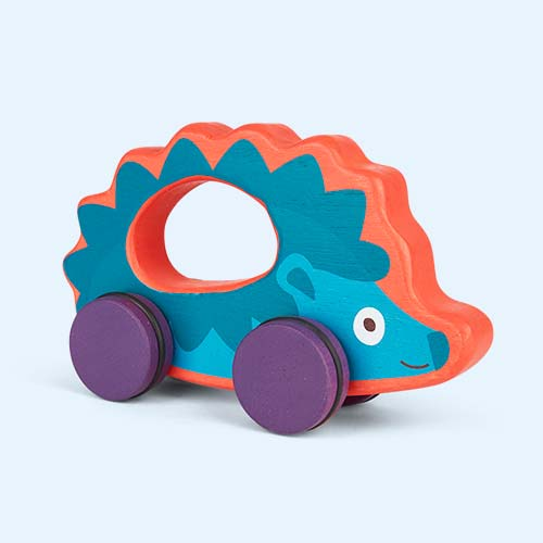 Harrison Hedgehog Le Toy Van Animals on Wheels