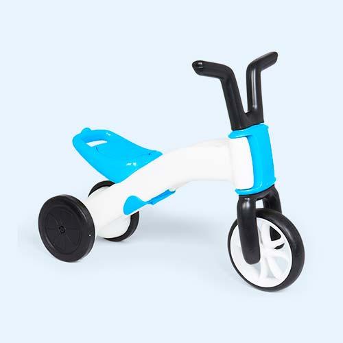 Blue Chillafish Bunzi Gradual Balance Bike