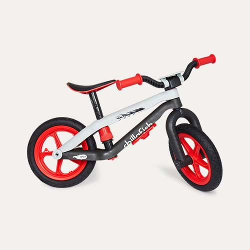Red Chillafish BMXIE Balance Bike