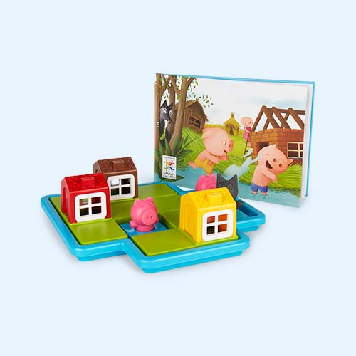 Multi SmartMax Three Little Pigs Game
