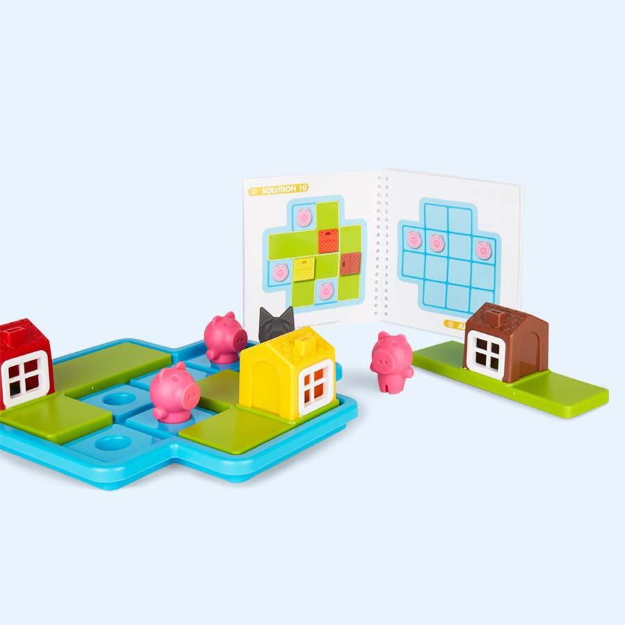 Multi SmartMax Three Little Pigs Game