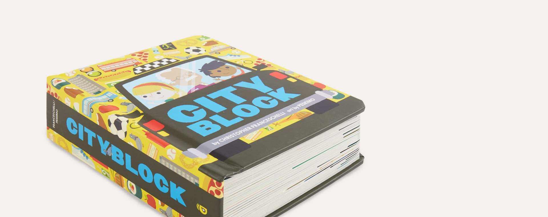 Multi Abrams & Chronicle Books Cityblock by Christopher Franceschelli