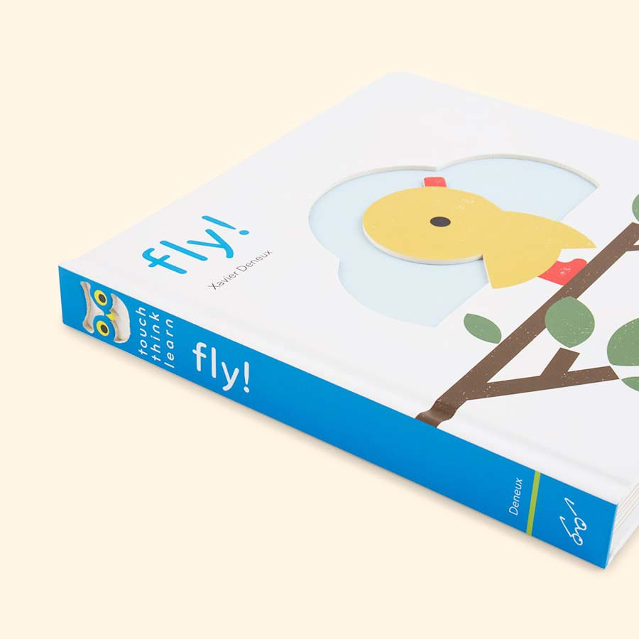 Multi Abrams & Chronicle Books Touch Think Learn: Fly