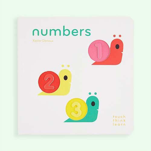 Multi Abrams & Chronicle Books Touch Think Learn: Numbers