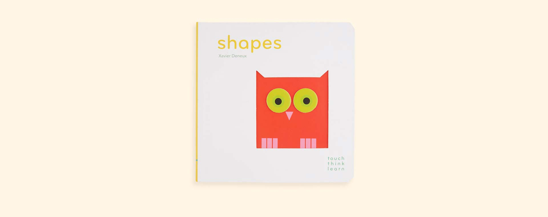 Multi Abrams & Chronicle Books Touch Think Learn : Shapes
