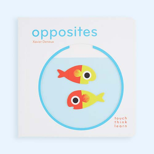 Multi Abrams & Chronicle Books Touch Think Learn : Opposites