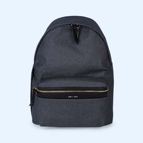 Denim JEM + BEA Jamie Backpack