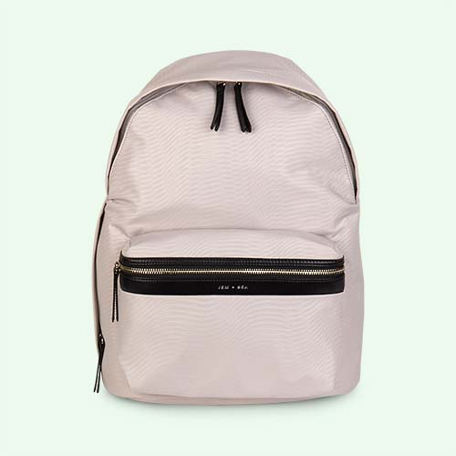 Grey Python JEM + BEA Jamie Backpack