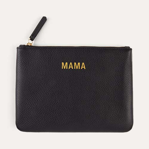 Black JEM + BEA Mama Clutch