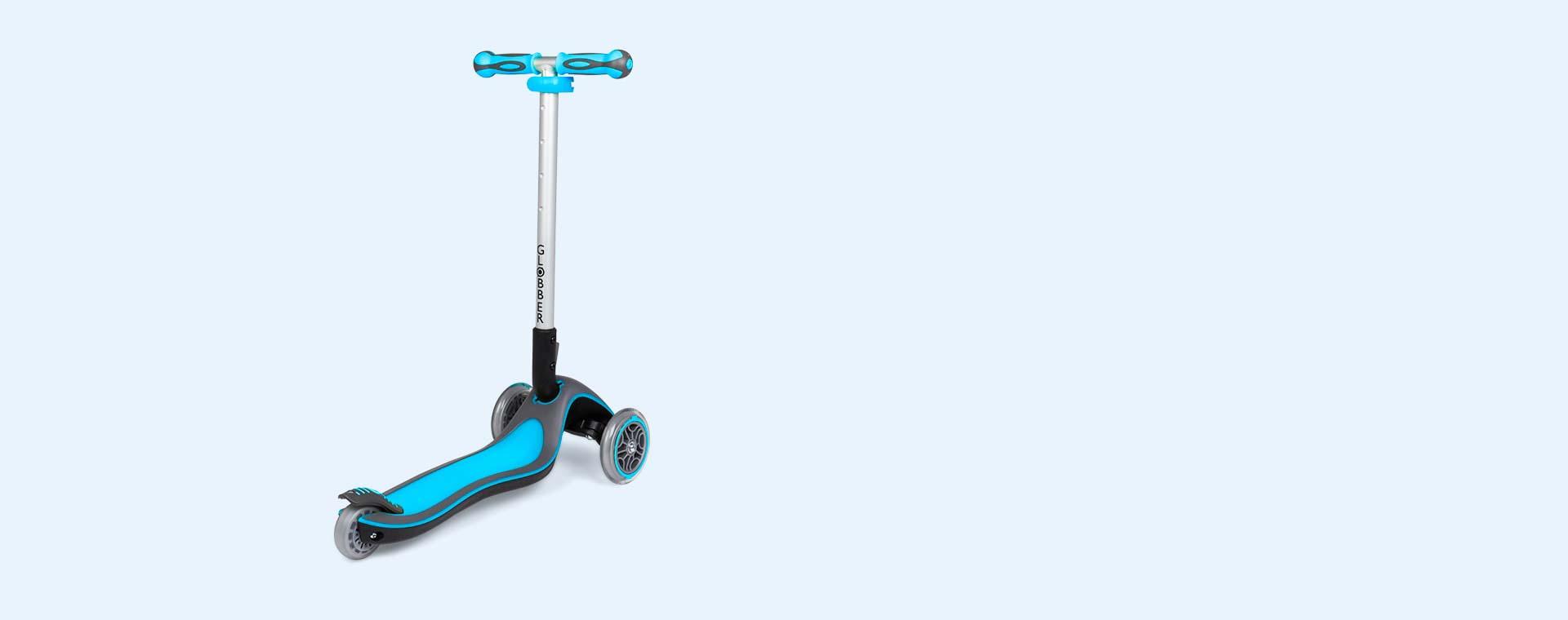 Sky Blue Globber My Free Fold Up Scooter