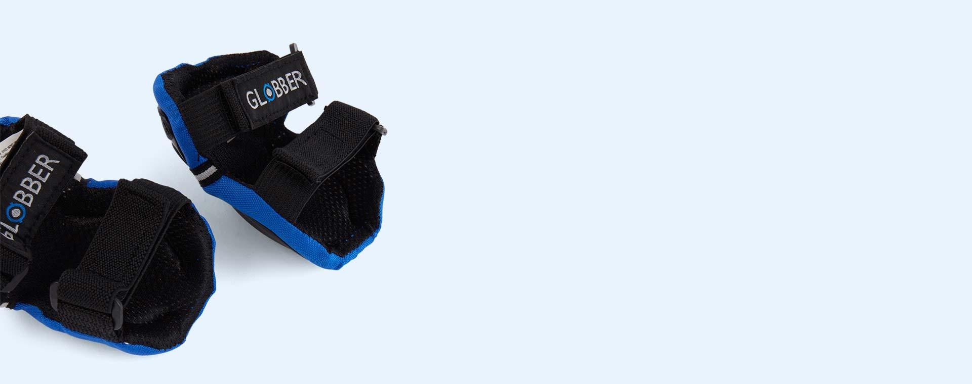 Navy Globber Junior Protective Pad Set