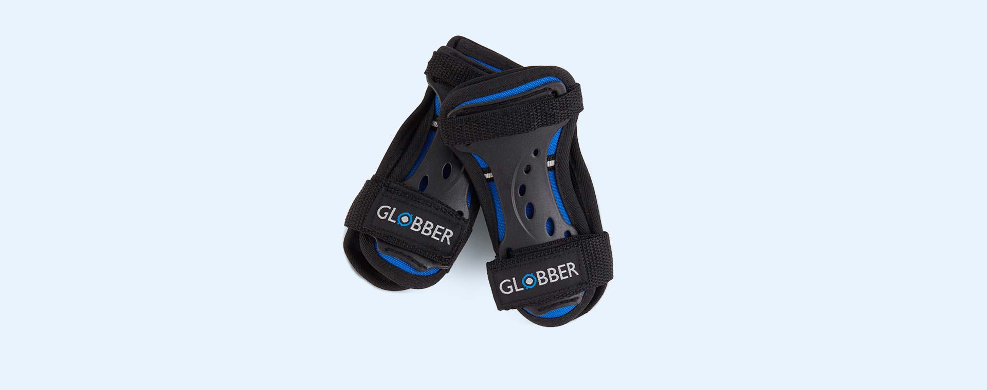Navy Globber Junior Protective Pad Set
