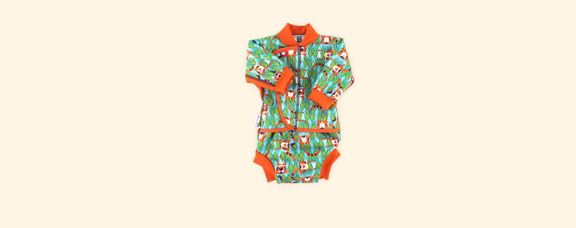 Tiger Close Baby Cosy Swimsuit