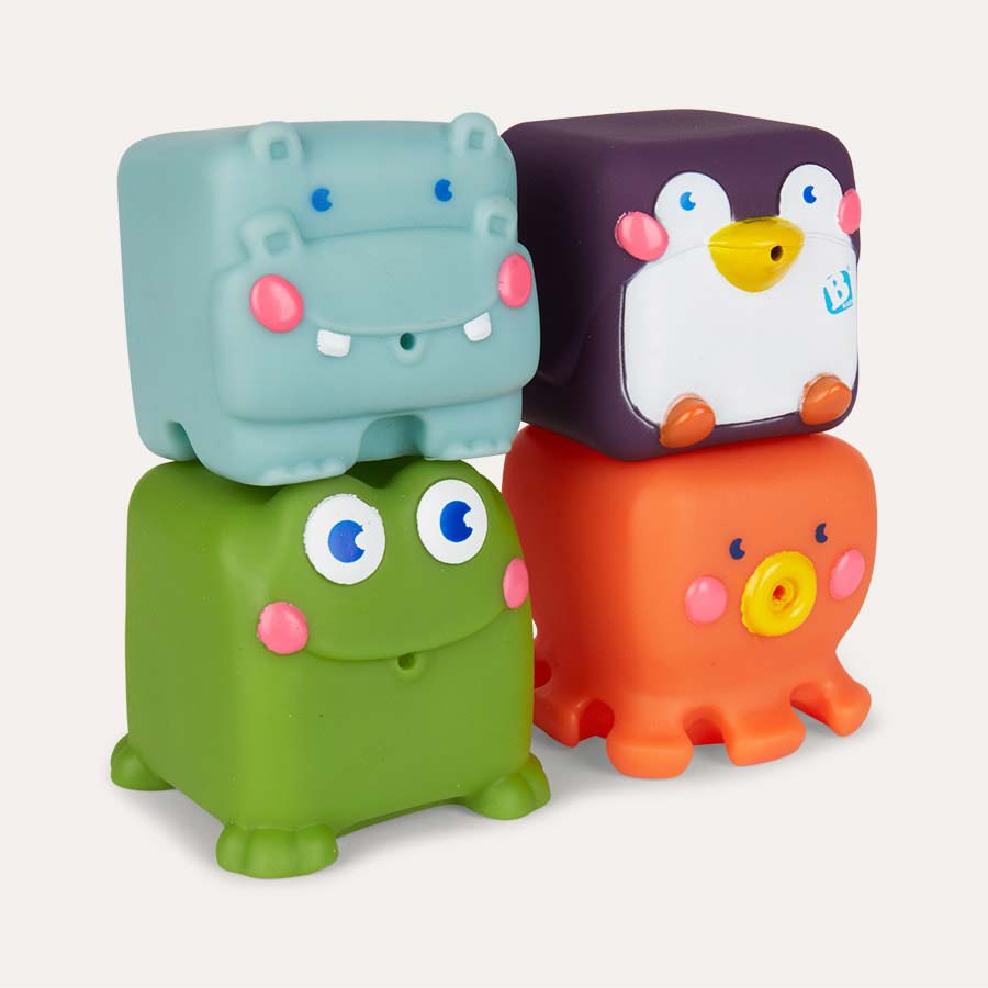 Buy the B Kids Squishy Squirt Pals Bath toys. Tried & Tested by KIDLY Parents
