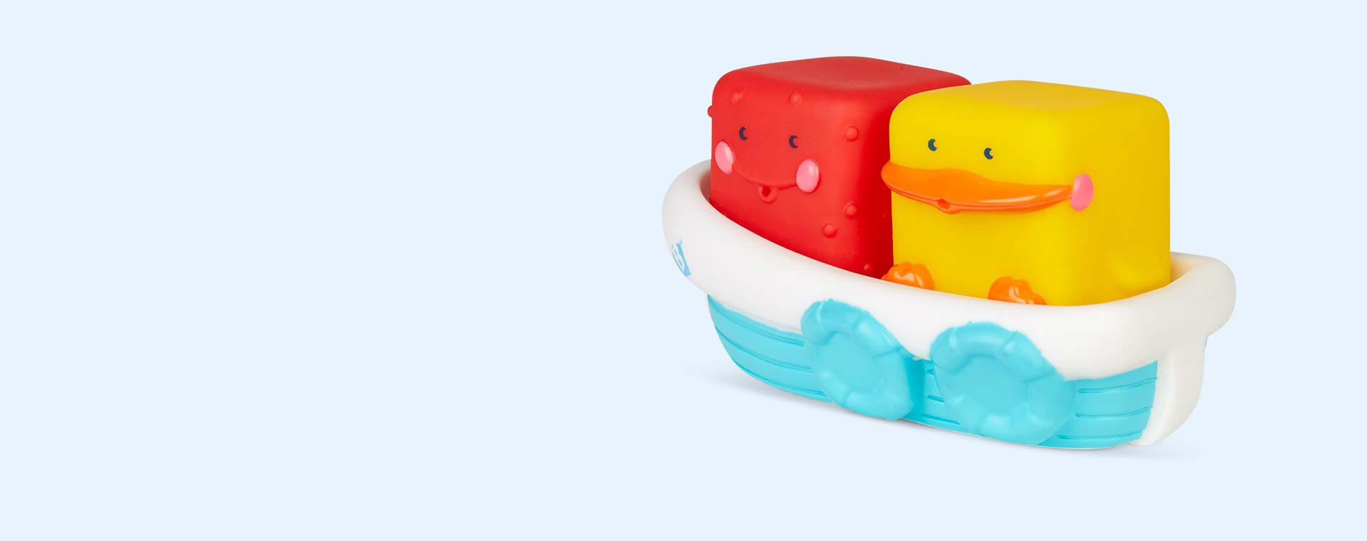 Multi B Kids Stack & Float Bath Boat Set