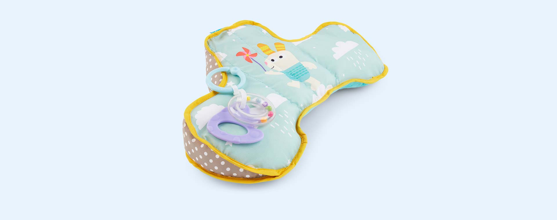 Green taf toys Developmental Pillow